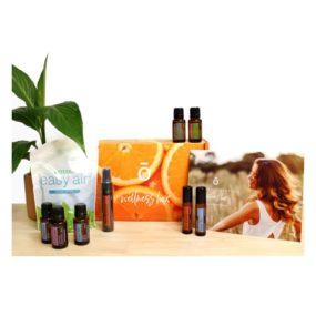 doTERRA Seasonals Essentials Wellness Box & Membership